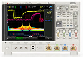 Oscilloscopes-Serie-6000X