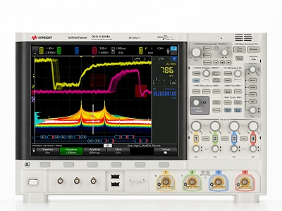 Keysight 6000 X-Series Oscilloscopes: 7 instruments within 1