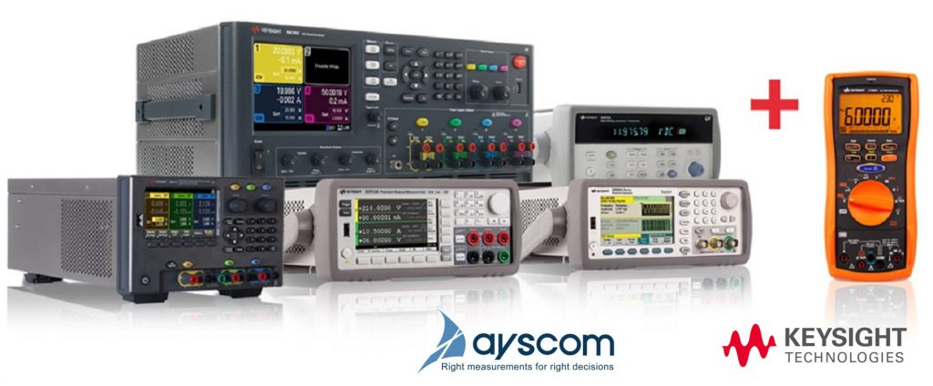 Big5 Bench Plus Keysight Ayscom1