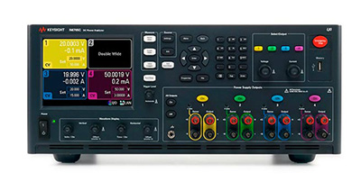 """N6705C DC power analyzer"""
