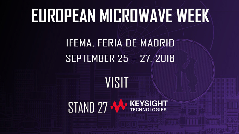 """european microwave week madrid"""