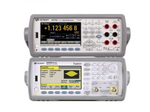 """Measurements instruments Keysight"""