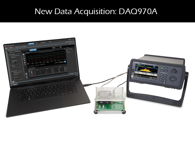 """DAQ970A data acquisition system"""