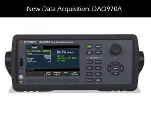 """DAQ970A data acquisitions"""