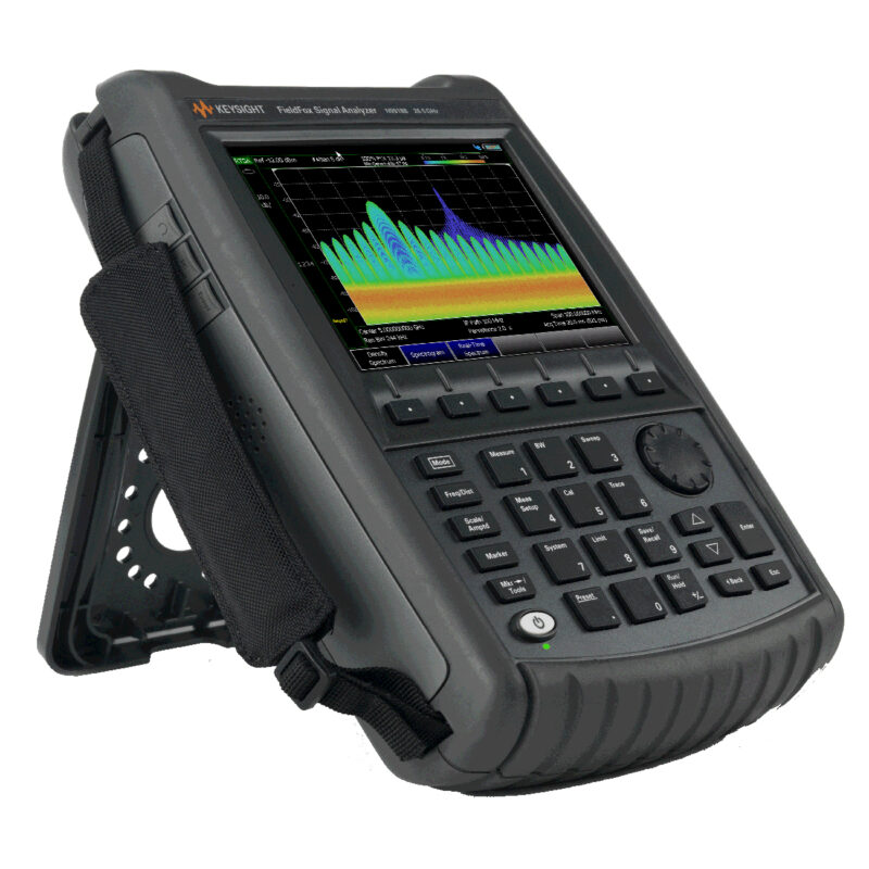 Nuevos Analizadores FieldFox B Model de Keysight Technologies